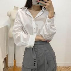 마쉬옐로우 로이스 민트초코 데일리 셔츠 (3colors)