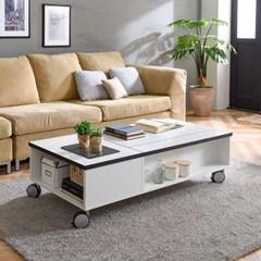 씨옹 리프트업 이동식 소파 테이블 1200_(1267001)