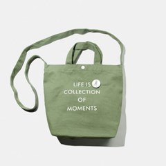 Tools to Liveby Tote (green/quote/s)