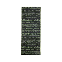 4몬스터 YOGA TOWEL Green Black