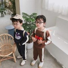 돌핀웨일 호빵친구상하세트(80~130cm)