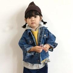에) 렉스 아동 청자켓