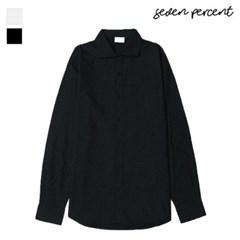 [세븐퍼센트] 도트패턴 싱글포켓 셔츠 561_(859846)