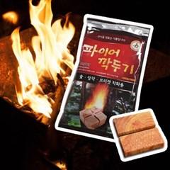 국산 착화제 파이어깍두기 1팩