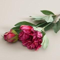 루핀작약가지o 74cm FAIAFT 조화 꽃 인테리어소품_(1446045)