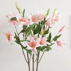 핑크르네브가지o 94cm FAIAFT 조화 꽃 인테리어소품_(1446044)