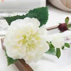 치어링다알리아가지o 34cm FAIAFT 조화 꽃 인테리어_(1446039)
