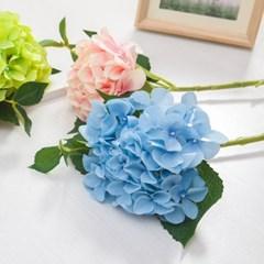 단테수국가지o 64cm FAIAFT 조화 꽃 인테리어소품_(1446038)