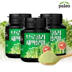 [팔레오] 동결건조 브로콜리 새싹분말 30g 3통