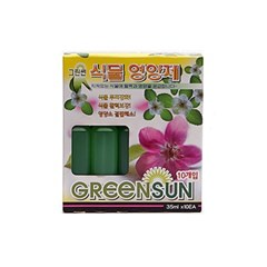 그린썬 식물 영양제 10개입_(957830)