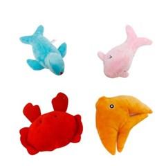 마이아 해양동물 장난감(랜덤) 삑삑이/봉제장난감_(789349)