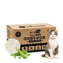 아이엠두부모래 모음전 8.5kg(21L) 고양이화장실/배변