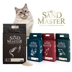 샌드마스터 크랙형 고양이 두부모래 2.8kg x 2개 사막화방지