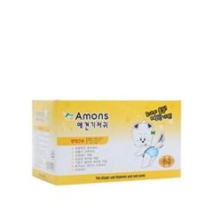 아몬스 기저귀 중형 10매 애견기저귀/애견생리대_(789405)