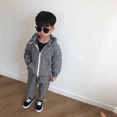 [아동](FA)스트링체크상하세트[S-XL]_(1698046)