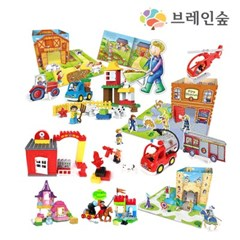 [브레인숲] 교육용 듀오 북에듀케이션 185P_(2106083)