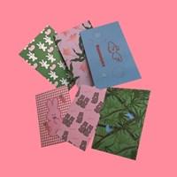 [뮤즈무드] muse mood postcard ver.12