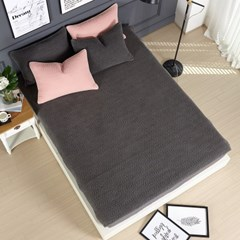 샤르르 안단테 순면 침대패드 퀸 160x205
