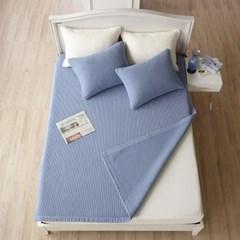 샤르르 주드 60수 순면 침대패드 퀸 160x210