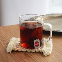 투명 카페 내열 내열유리 머그컵