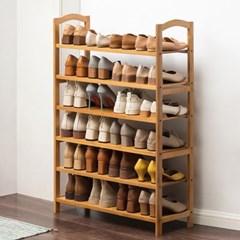 좁은현관신발장 원목 실내화거치대 접이식 폴딩 신발장