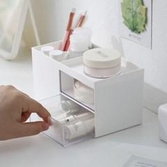 화장품정리함 수납정리함 라인수납케이스