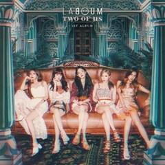 포스터/ 라붐(LABOUM) - 정규 1집 앨범 [Two Of Us]
