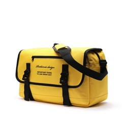 [로아드로아] CLAP CLAP MESSENGER BAG (YELLOW)_(1131300)