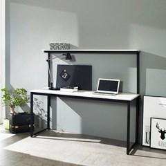 [채우리] 카렌 1500 선반형 철제 책상