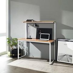 [채우리] 카렌 1200 선반형 철제 책상