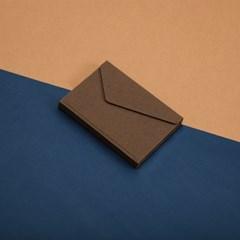 2020년 핸디 디자인 노트 (세미미디움) 데님-위클리 카카오 [O2679]