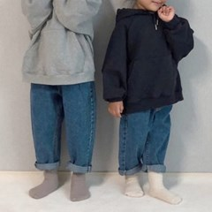 엔) 러버 아동 팬츠