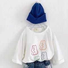 디) 젤리 아동 티셔츠