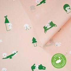 고급 친환경 포장지 마이베이비 (3장)