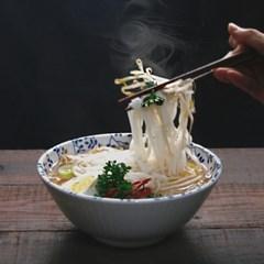 일본 그릇 면기