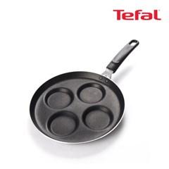 [테팔] 아이디얼 25cm 4구 후라이팬