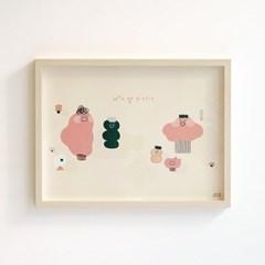 모리너 포스터 Tree friends