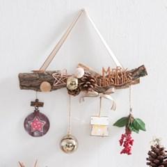 라인별우드스킨갈란드 36cmP 크리스마스 장식 TRWGHM_(1452294)