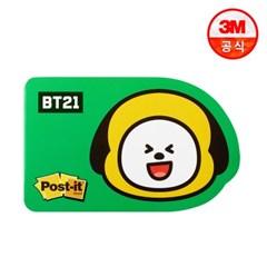 BT21 포스트잇 강한점착용 모양노트 654_치미