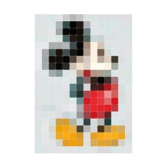 Mickey Mouse pixel 140*200(cm)_(1608723)