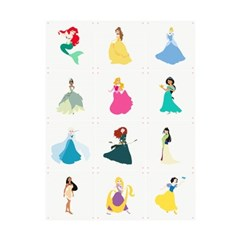 Disney Princesses collage 60*100(cm)_(1608719)