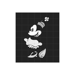 Minnie Mouse black/white_(1608713)