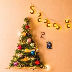 DIY 벽트리 나뭇가지 솔가지 레인보우 벽트리_(2158658)
