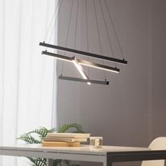LED 뷰라인 4등 인테리어 펜던트조명 50W