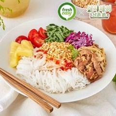 [프레시지] 삼시세끼 베트남식 비빔쌀국수 분보싸오 2인분