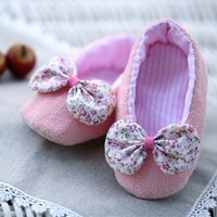 mini-돌전후아기신발만들기