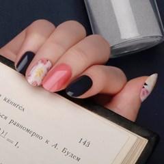 [토핑젤] 페디스티커 - 소소한 들꽃 KA00129