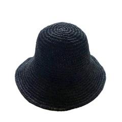 Vacance Hat - Black