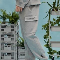 RC pocket jogger pants (gray)