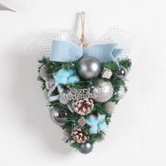 블루레인목화벽걸이 30cmP 크리스마스 장식 TRWGHM_(1458112)